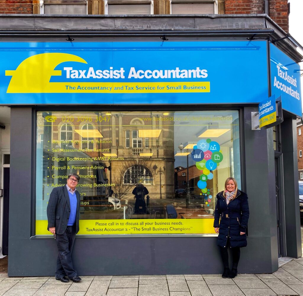 New TaxAssist Accountants shop opens at Clapham Junction in Central London