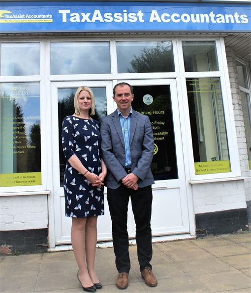 New TaxAssist Shop Launches in Beverley East Yorkshire