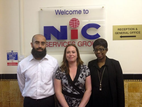 NIC Services Group benefits from record growth for UK service sector
