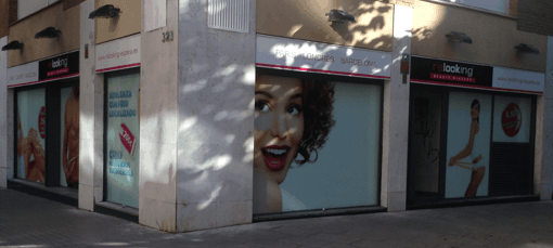 Opening of a Relooking Centre in Barcelona