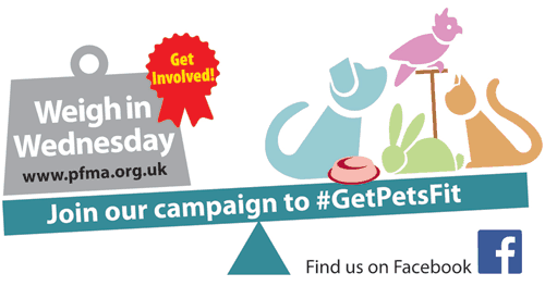 OSCAR Supports 'Get Pets Fit' Campaign