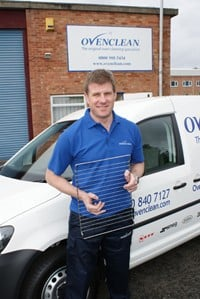 Ovenclean proves perfect purchase for John