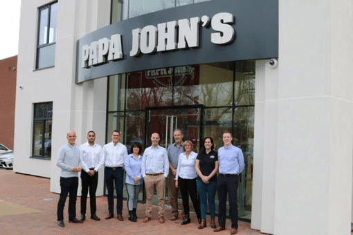 Papa John's Builds Team to Drive UK Development