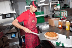 Papa John's Delivers Helping Hand for Northants Franchisees