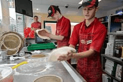 Papa John's Franchisee Engineers Career Change in Coventry