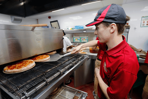 Papa John's Franchisee Plans to Profit from Pizza in Aldridge