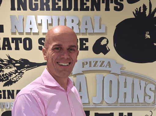 Papa John's Grows UK Team