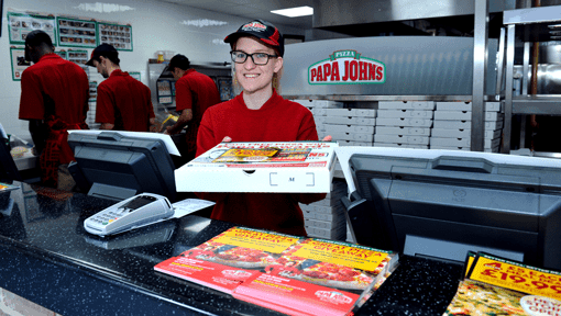 Papa John's Has Fresh Nottingham Offering