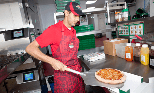 Papa John's New Hull Franchisee Engineers Plans to Deliver the Dough!