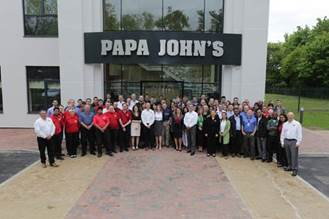 Papa John's Opens UK & European Campus in Milton Keynes