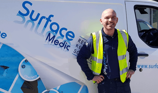 Paul Dorning: A Surface Medic Franchisee
