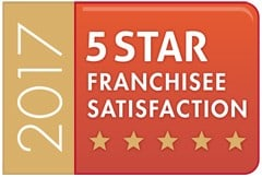 PetStay have won the 5 Star Franchisees Satisfaction Award.