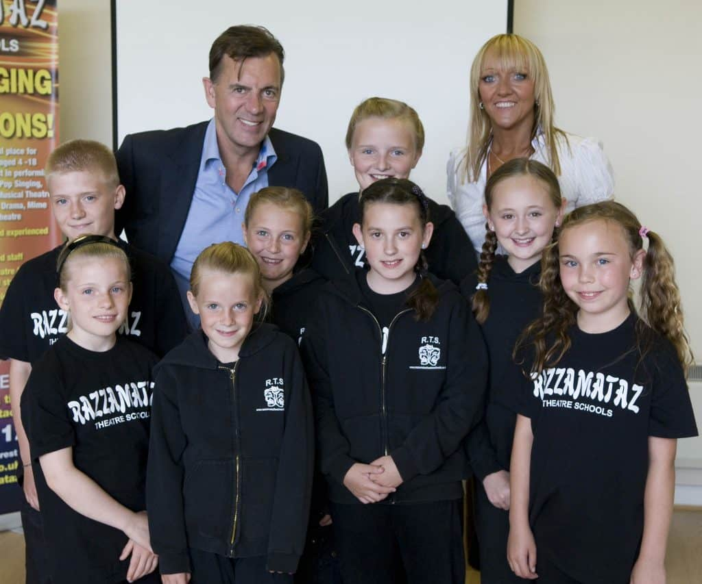 Razzamataz celebrates franchisee success at the AGM