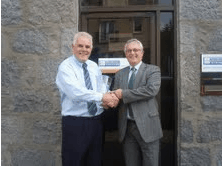 Recognising 30 Years In Business