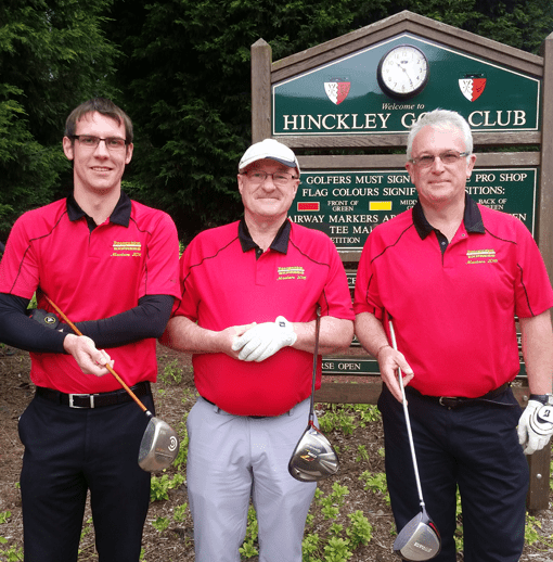 Recognition Express Organises Charity Golf Tournament