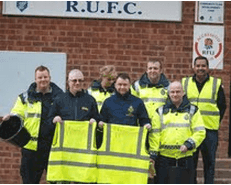 Recognition Express Warwick Kits out First Responders