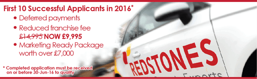 Redstones Limited Time Incentive Offer for 2016 *