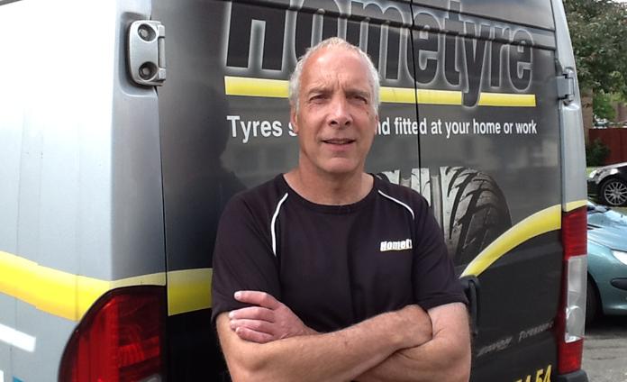 Retirement Wishes for Keith Wilson Hometyre Cambridge