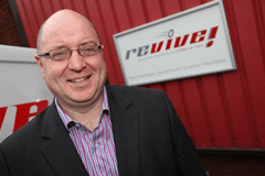 Revive! Success Reflects Boom in UK Franchising