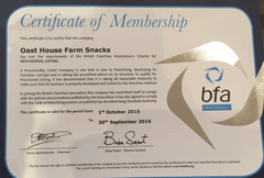 Robust New Franchise Opportunity Recognised by the bfa