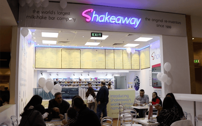 Shakeaway Citymall in Lebanon is Now Open!