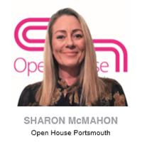 Sharon McMahon, Open House Portsmouth