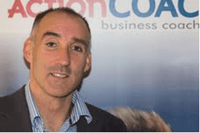 Simon picks up the pace with ActionCOACH
