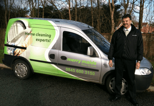 Solihull couple expand cleaning empire on its 10th anniversary