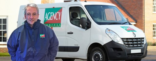 Steve MacQueen – Agency Express Yeovil and Dorchester