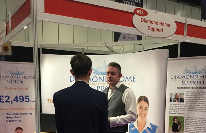 Success At This Year's International Franchise Show