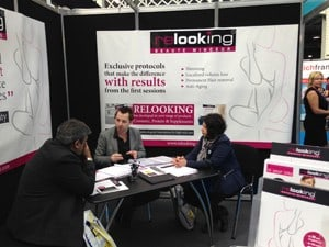 Success for Relooking at the British & International Franchise Exhibition