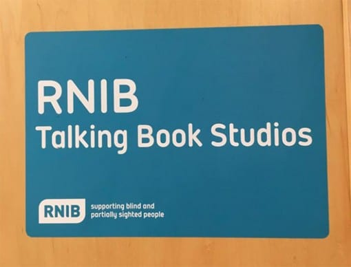Surrey Regional Developer Interview with RNIB