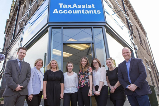TaxAssist Accountants opens landmark 200th shop