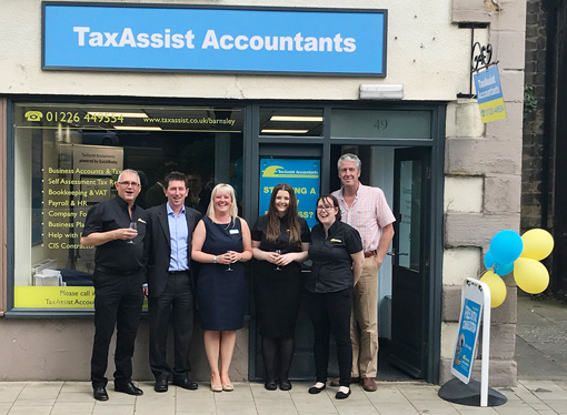 TaxAssist Barnsley Moves to Larger Shop