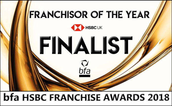 TaxAssist Named as Bfa HSBC Franchisor of the Year Award Finalist