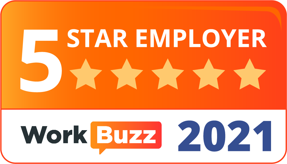 TaxAssist Support Centre receives 5-Star Employer status for third year running