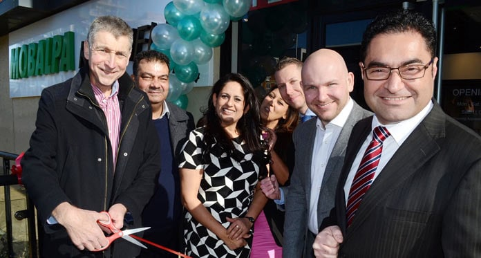 Tenth UK Mobalpa Showroom Opens in Reading