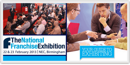 The National Franchise Exhibition 2013