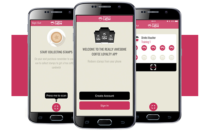 The Really Awesome Coffee App and New EPoS Software