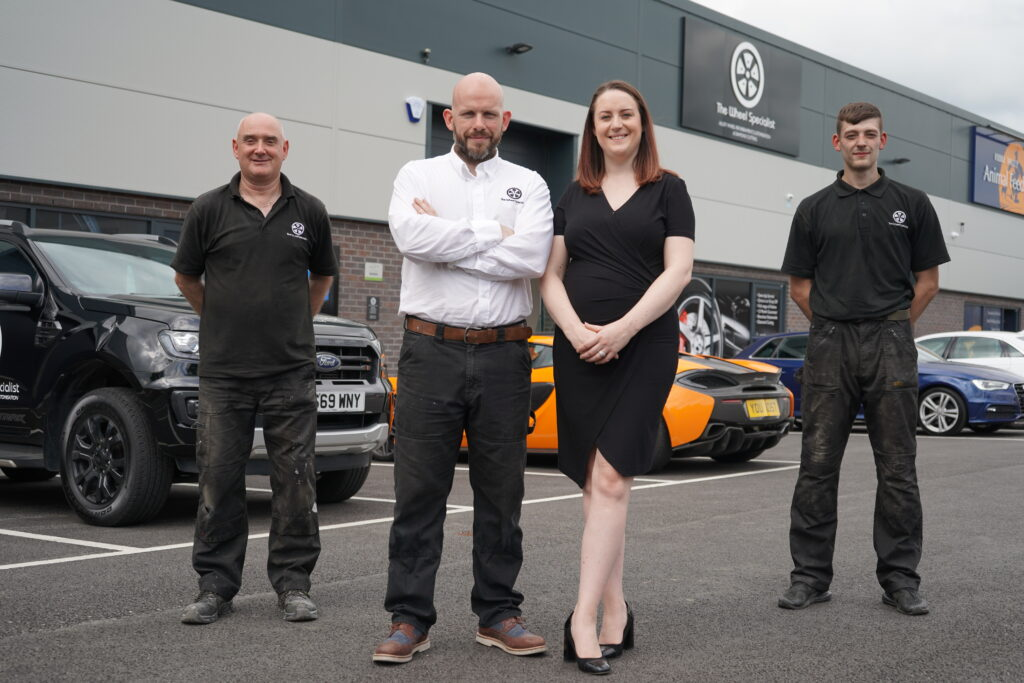 The Wheel Specialist bounces back with new technology after lockdown
