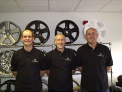 The Wheel Specialist Network have just welcomed another two franchisees to the network.
