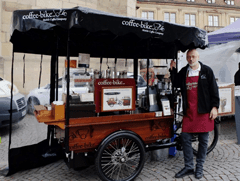 Three additional Coffee-Bikes for Southwestern Germany