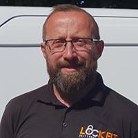 Tony Harris, Lockfit South Birmingham