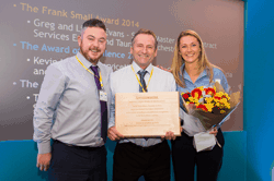 Top of the class: cleaning firms win highest franchise honour