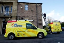 Top tips for electrical safety this Winter
