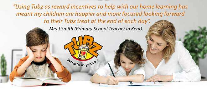 Tubz Launch Home School Gift pack