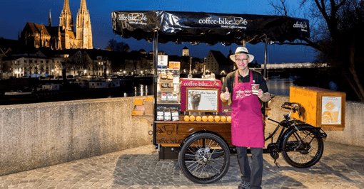 Two Additional Coffee-Bike Newcomers for Regensburg and Bremen