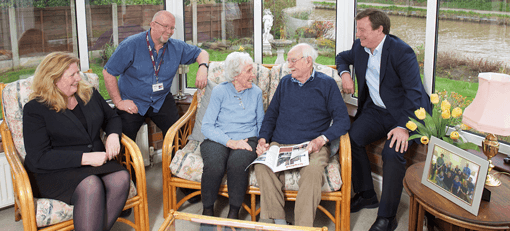 UK's No.1 Homecare Franchisor Receives Queen's Award for Innovation
