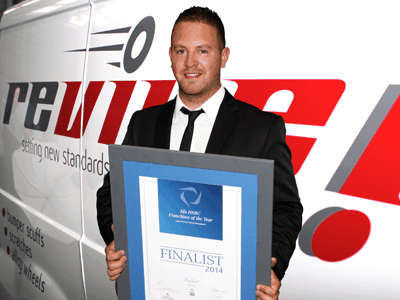 Unprecedented double-whammy for Revive! at franchise awards
