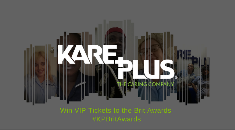 Win VIP Brit Award tickets with Kare Plus!